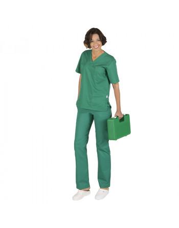 Conjunto Sanitario Verde
